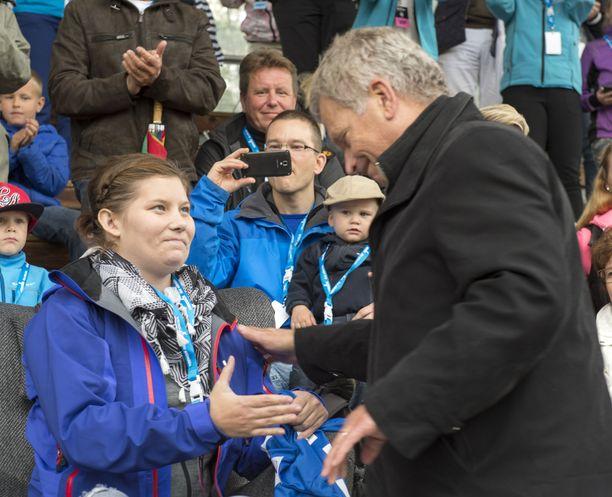 Heidi Foxellille ihmisten tuki on ollut suuri voima vaikeimpien hetkien keskellä. Etenkin hyväntekeväisyystapahtuma Hyvinkäällä 2015, jossa myös tasavallan presidentti Sauli Niinistö vieraili, oli Foxellille erittäin tärkeä. Hänelle presidentin tapaaminen oli suuri kunnia ja antoi tsemppiä kuntoutukseen.