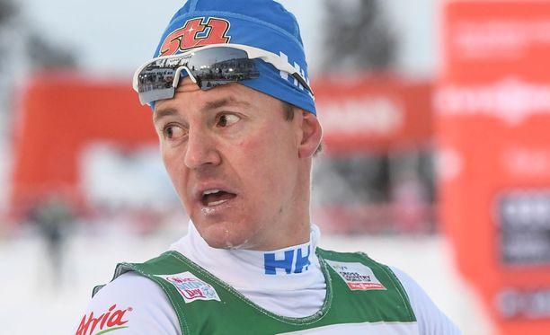 - Urheilija kärsii tuomion ja sillä hyvä, tiivistää Sami Jauhojärvi.