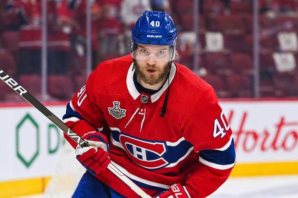 Joel Armia pelasi mallikkaat pudotuspelit aina Stanley Cup -finaaleihin saakka.