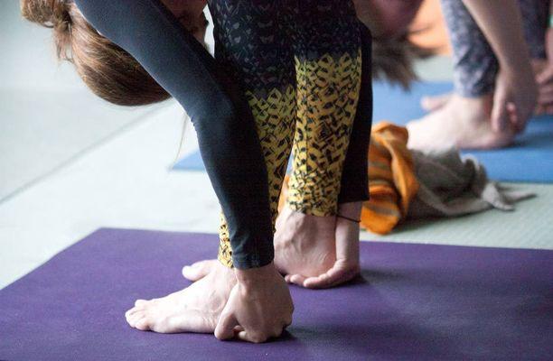 Jooga pitää pintansa. Kehoa avaava ja stressiä lievittävä laji sopii nykyajan hektiseen arkeen.