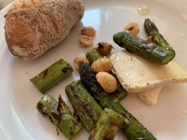 Suuri osa Ahvenanmaalla kasvatetusta parsasta päätyy ravintoloihin.
