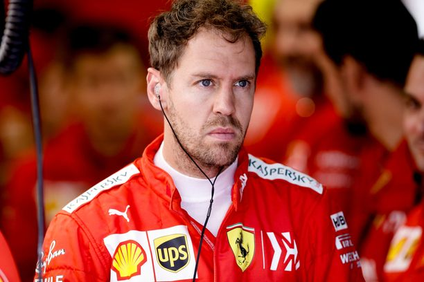 Sebastian Vettelin jatko Ferrarilla ei ole kirkossa kuulutettu.