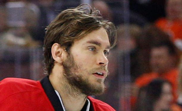 Eddie Läckin NHL 18 -pisteet laskivat 80:n huonommalle puolelle.