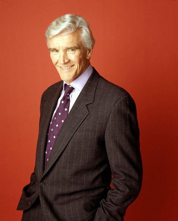 Canary nähtiin useissa televisiosarjoissa uransa aikana. Kuva vuodelta 2001.