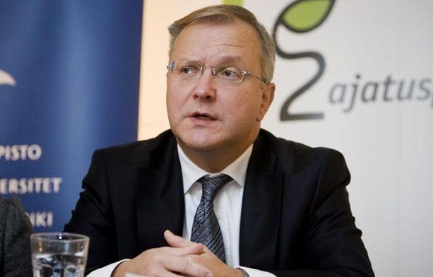 """Rehnin suoritusta kuvattiin """"tyydyttäväksi""""."""