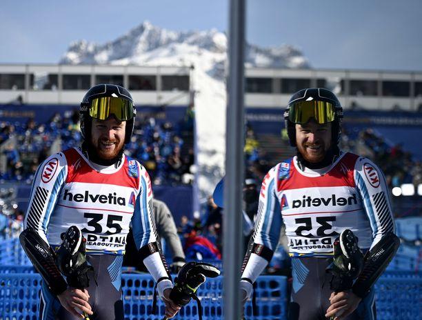 Samu Torsti on edustanut Suomea olympialaisissa kahdesti. Nyt Vasa Skidclubbin mies on sairauslomalla.