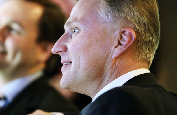 Anssi Vanjoki on työskennellyt Nokiassa vuodesta 1991. Hän irtisanoutui yhtiöstä syyskuussa.