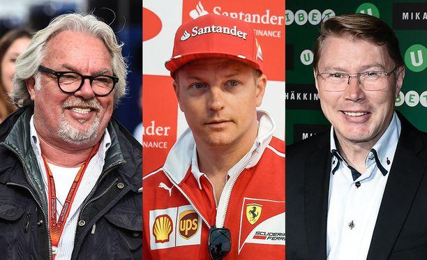 Keijo Rosberg voitti maailmanmestaruuden vuonna 1982, Mika Häkkinen 1998 sekä 1999 ja Kimi Räikkönen 2007.