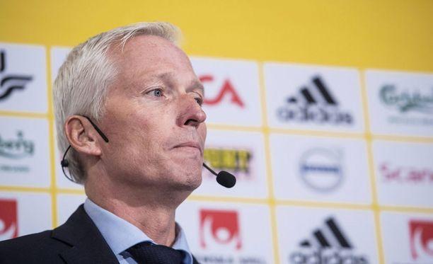 Håkan Sjöstrand sanoi Aftonbladetille, ettei Axenin kohtaama käytös ole hyväksyttävää.
