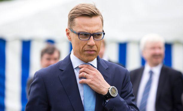 Valtiovarainministeri Alexander Stubbin mukaan euroryhmässä ei tänään saada tuloksia Kreikan velkakriisiin.