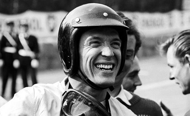Yhdysvaltalainen Dan Gurney oli monipuolinen autourheilija.