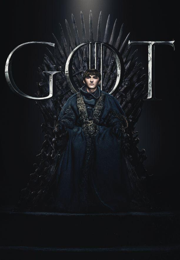 Isaac Hempstead-Wright näyttelee Game of Thronesissa Kolmisilmäistä korppia ja Bran Starkia. Kolmisilmäinen korppi näkee tulevaisuuteen ja tietää salaisuuksia, joista ei puhuta.