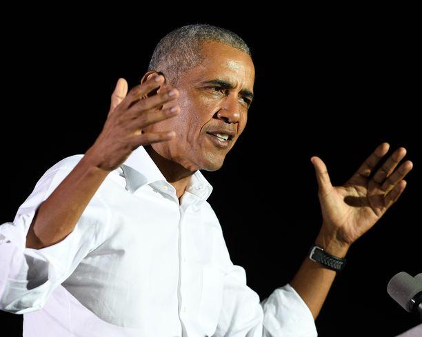Barack Obaman uusi muistelmateos näkee päivänvalon 17. marraskuuta.