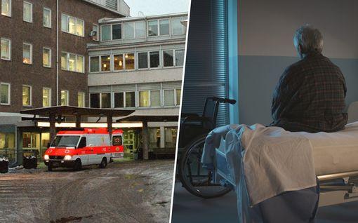 Sairaalan osastolla koronaepidemia Helsingissä - potilaan tytär sai tietää asiasta vasta lehdestä