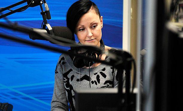 Petra Kalliomaa työskenteli Suomipopilla vuosina 2009-2011.