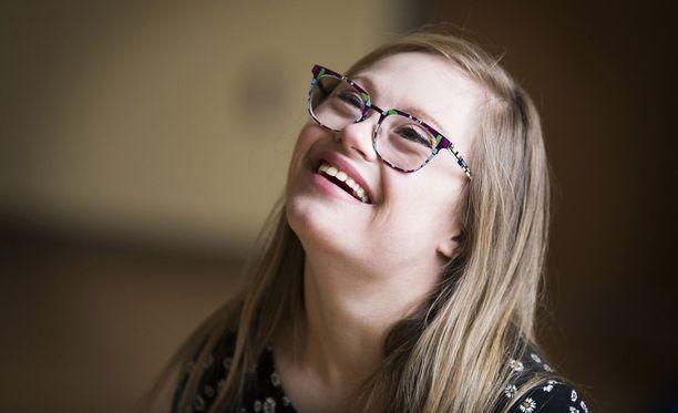 Mikayla hurmasi missikisoissa hymyllään ja valoisalla asenteellaan.