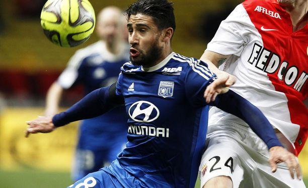 Nabil Fekir iski 23 maalia ja antoi yhdeksän maaliin johtanutta syöttöä Lyonissa päättyneellä kaudella.