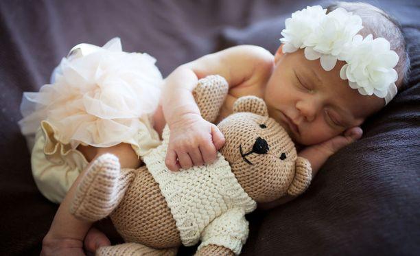 Jos tämä kuva ei liikauta mitään sisälläsi, et kärsi vauvakuumeesta. Tai sydämesi on mahdollisesti pysähtynyt.
