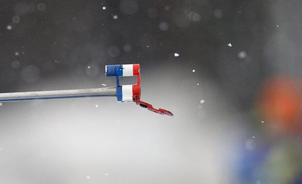 Kiusaako lumi- tai räntäsade MM-kisoja?