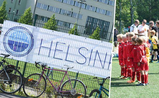 Helsinki Cup järjestetään tänäkin vuonna.