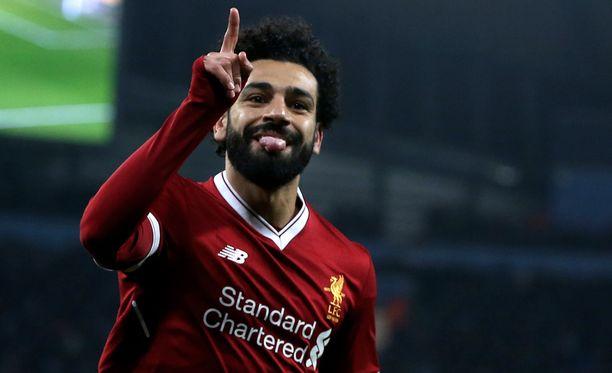 Mo Salah pelasi kaksi vuotta AS Romassa ennen siirtoaan Liverpooliin.
