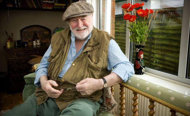 Bill Maynard on poissa. Hän ehti näytellä 81 vuotta. Kuva vuodelta 2009.