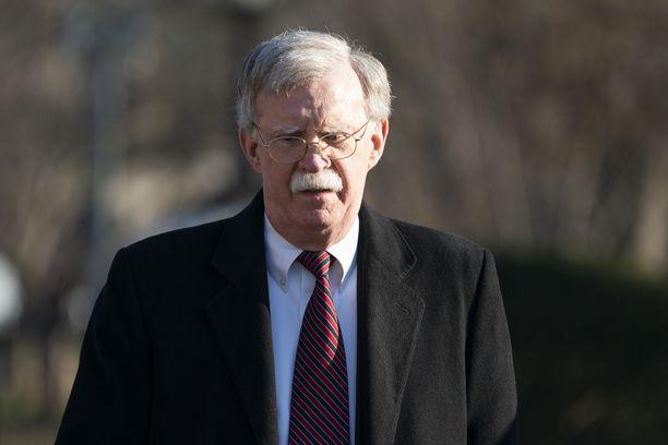 Yhdysvaltojen presidentin kansallisen turvallisuuden neuvonantaja John Bolton on toiminut muslimivastaisen ajatushautomon hallituksessa.
