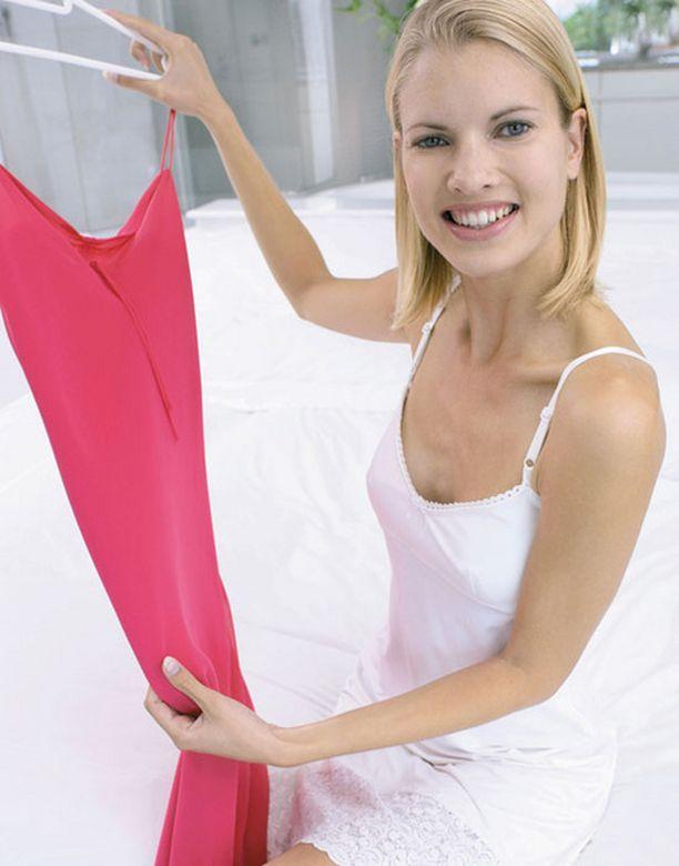 Taskuvenukset saavat lisää näyttävyyttä kirkkaista väreistä.