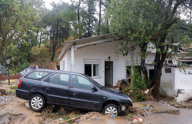 Uhrien määrä saattaa kasvaa Kreikassa. Arkistokuva.