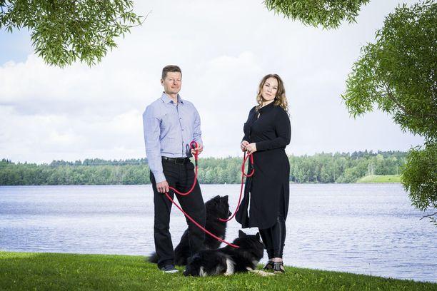 Tiina Räsänen ja Petri Hervanto saivat molemmat elää kuninkaallisvuotensa Tangomarkkinoiden huimimman nosteen aikoina.