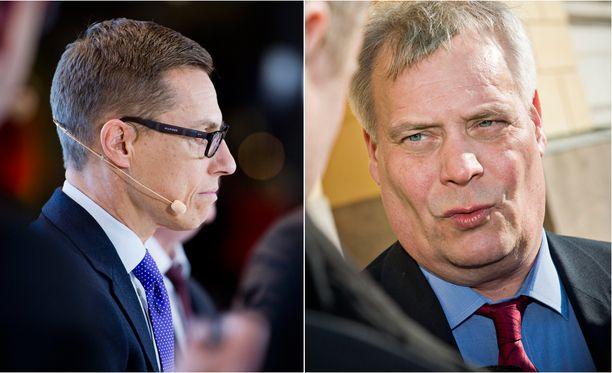 Stubb ja Rinne olivat eri mieltä keskiviikkoisessa vaalipaneelissa.
