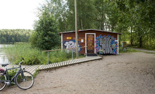 Poliisi tutkii hyväksikäyttötapausta Tampereella. Kuvituskuva Tohlopin rannalta.