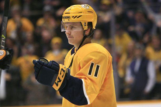 Eeli Tolvasen kausi jatkuu AHL:ssä.