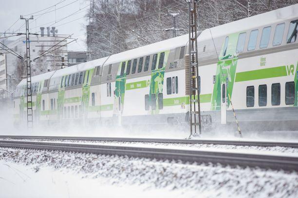 Junamatkustajat ovat vaikeuksissa, mikäli tukilakot toteutuvat.