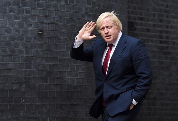 Boris Johnson oli Brexit-kampanjan näkyvin hahmo.