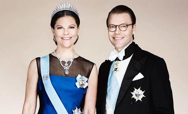 Kruununprinsessa Victoria ja prinssi Daniel ovat nyt kahden lapsen vanhempia.
