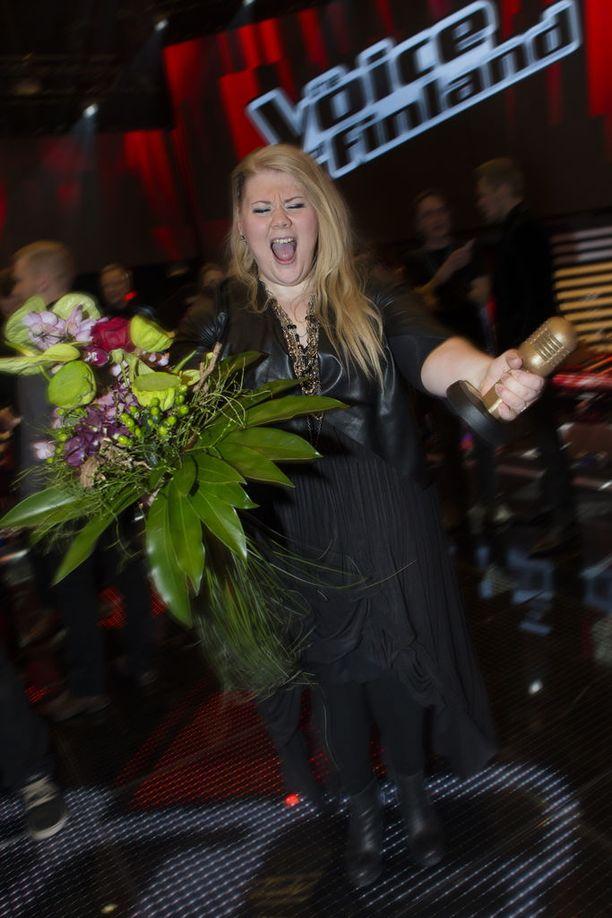 Joensuulainen Miia Kosunen ei ole ollut juurikaan esillä julkisuudessa voittonsa jälkeen, vaikka kertoi haaveilevansa artistin urasta.