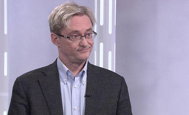 Mikael Jungner selätti eturauhassyövän, vaikka tilanne näytti aluksi toivottomalta.