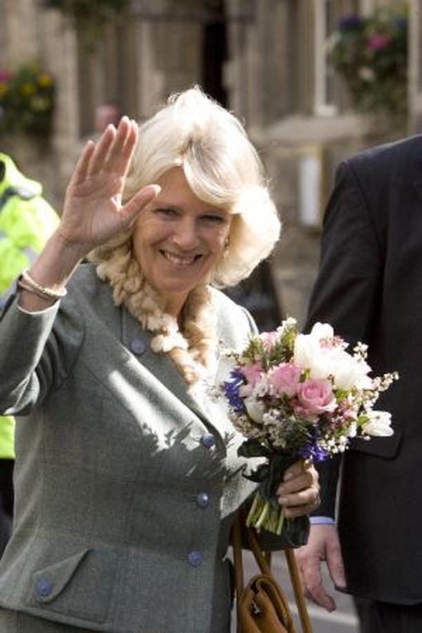 Cornwallin herttuatar Camilla Parker Bowles on Hillary Clintonin yhdeksäs serkku.