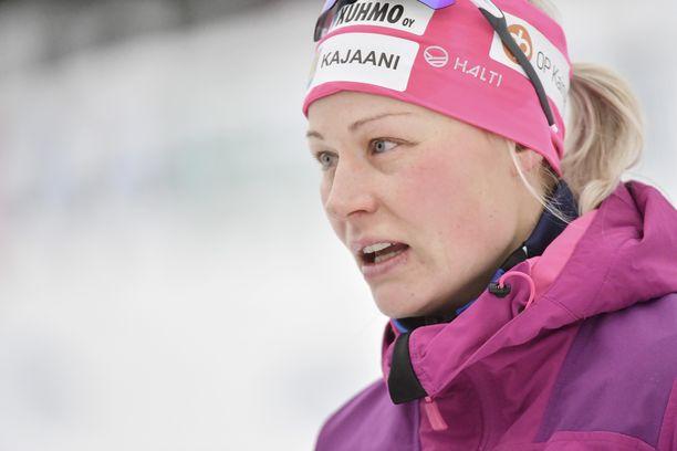 Anne Kyllönen on melko tuore jyväskyläläinen.