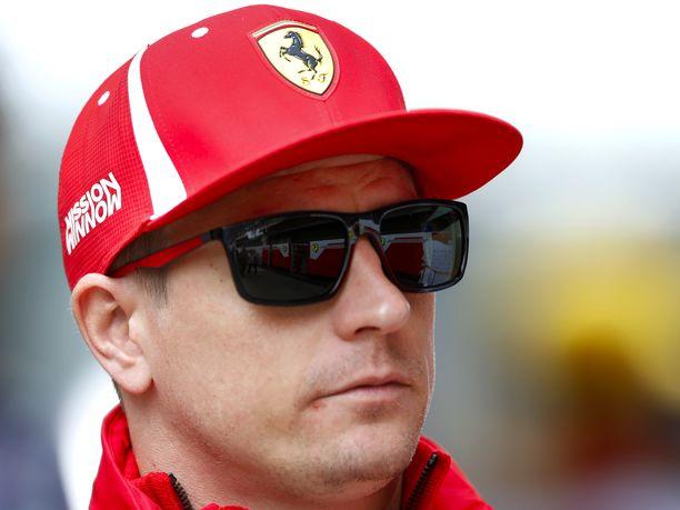 Kimi Räikkönen starttaa Brasilian GP:hen neljännestä lähtöruudusta.