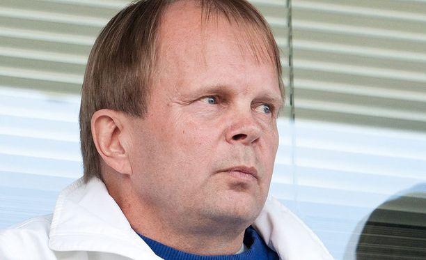 Olli-Pekka Lyytikäisen mukaan joukkueessa on potentiaalia nähtyä parempaan.