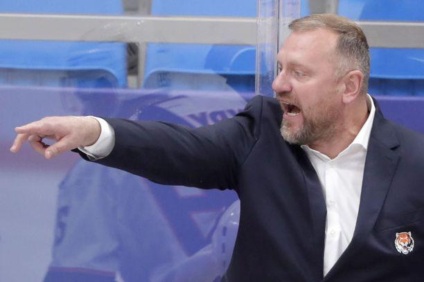 Vladimir Vorobiev ei saa jatkaa päävalmentajana.