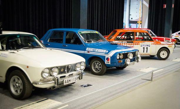 """70-lukua: Alfa Romeo 2000 GTV, Renault 12 Gordini ja """"Härmän Häjy"""" Sunbeam Imp 900"""