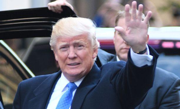 Donald Trump on nähty niin elokuvissa kun televisiosarjoissa.