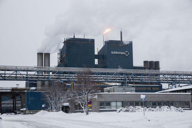 Finnwatchin selvityksen mukaan Outokummun Tornion terästehdas osti Valelta 3200 tonnia ferronikkeliä vuosina 2016–2019.