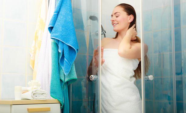 Tehdä vaimosi suihkuta