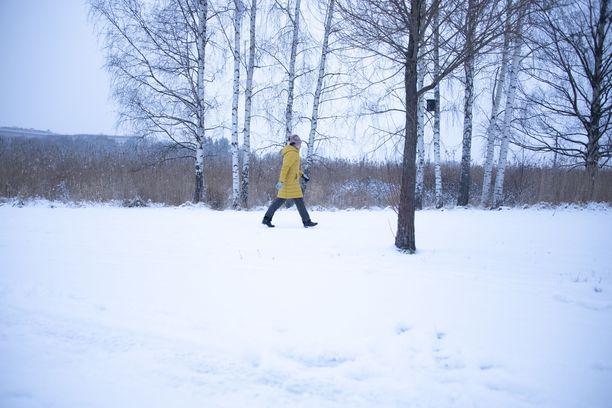 Maanantaina sataa maan itäosasta Länsi-Lappiin lähinnä lunta. Lumentulo jatkuu yhä tiistaina ja keskiviikkona.
