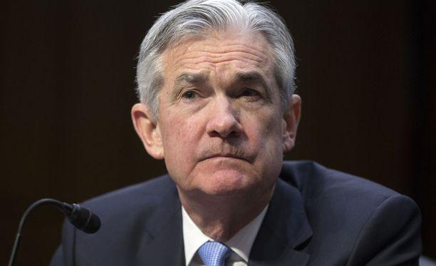 Jerome Powell aloittaa Yhdysvaltain keskuspankin pääjohtajana maanantaina.
