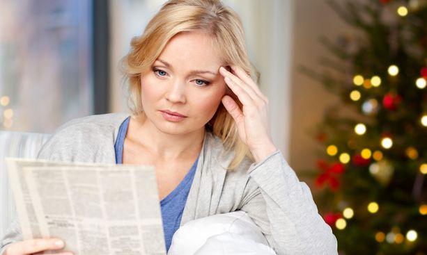 Kiireisimpien joulujärjestelyjen keskellä kannattaa yrittää löytää pieniä hetkiä itselle.